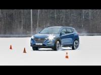 Тест-драйв Hyundai Tucson от Авторевю