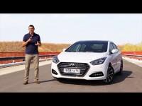Тест-драйв Hyundai i40 (2015) от Игоря Бурцева