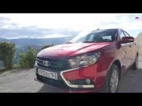 Тест-драйв Lada Vesta от АвтоВести