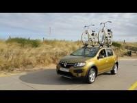 Тест-драйв Renault Sandero STEPWAY и новой коробки Easy R и 4-АКПП