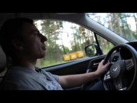 Тест-драйв Subaru Forester XT 2015 года
