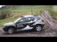 Тест-драйв дизельного Renault Duster 2015 от Александра Михельсона