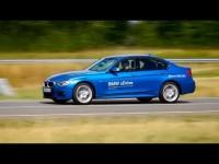 Тест-драйв нового BMW 3-series с М пакетом от Александра Михельсона