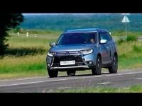 Тест-драйв нового Mitsubishi Оutlander 2015 от Александра Михельсона