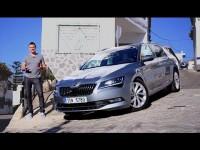 Тест-драйв нового Skoda Superb 2015 от Игоря Бурцева