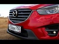 Тест-драйв нового кроссовера Mazda CX-5 от АвтоПлюс