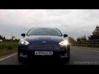 Тест драйв обновленного Ford Focus 2015