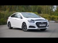 Тест драйв обновленного Hyundai i40 2015
