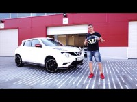 Видео Тест-Драйв Nissan Juke Nismo RS от Игоря Бурцева