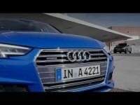 Видео тест-драйв Audi A4 2016 от АвтоВести