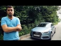 Видео тест-драйв Audi A6 TFSI 3.0 литра от Anton Avtoman