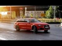 Видео тест-драйв Audi RS6 от Anton Avtoman