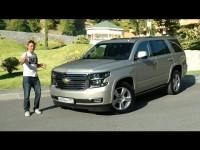 Видео тест-драйв Chevrolet Tahoe 2015 от Игоря Бурцева