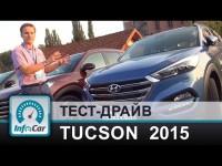Видео тест-драйв Hyundai Tucson 2015 от InfoCar.ua