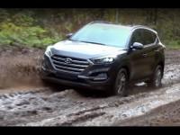 Видео тест драйв Hyundai Tucson 2016 года