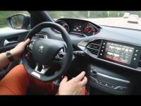 Видео тест-драйв Peugeot 308 GT Line
