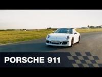 Видео тест-драйв Porshe 911