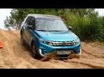 Видео тест-драйв Suzuki Vitara 2015 года
