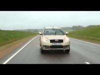 Видео тест-драйв нового Geely Emgrand x7 от АвтоПлюс