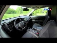 Видео тест-драйв нового Mitsubishi Outlander 2015 от АвтоВести