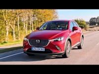 Видео тест-драйв нового кроссовера Mazda CX-3 от АвтоРевю