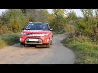 Видео тест-драйв новой Suzuki Vitara от avtoportal76.ru