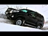 Бездорожный тест-драйв Toyota Land Cruiser Prado 2016 от ClockonCar