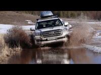 Экспедиция Эвер-тест: тест-драйв Land Cruiser 200 и Land Cruiser Prado с Игорем Бурцевым