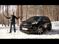 Kia Sportage 2016 в видео тест-драйве от Игоря Бурцева