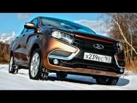 Lada Xray в тест-драйве от Михаила Кульдяева