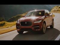 POV тест-драйв Jaguar F-Pace от Игоря Бурцева
