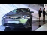 Первый обзор Toyota Corolla 2017 с Игорем Бурцевым