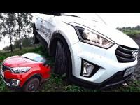 Сравнение Renault Kaptur и Hyundai Creta от Михаила Кульдяева