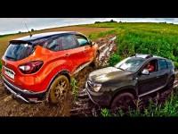 Сравнительный тест Renault Duster и Kaptur от канала Clickoncar