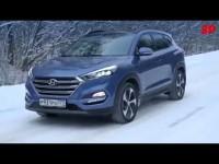 Сравнительный видео обзор Hyundai Tucson, Toyota RAV4, Ford Kuga и Mazda CX-5 от портала
