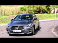 Тест-драйв Infiniti Q30 на канале Авто Вести