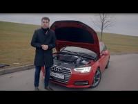 Видео тест-драйв Audi A4 2016 от Антона Воротникова