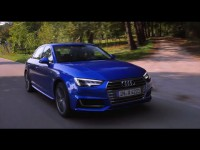 Видео тест-драйв Audi A4 от портала AutoVesti