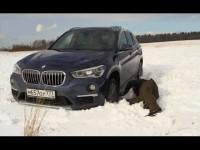 Видео тест-драйв BMW X1 от канала Авто Плюс
