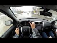 Видео тест-драйв Datsun on-Do хэтчбэк от канала PRO Avto