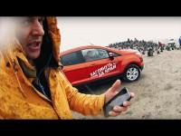 Видео тест-драйв Ford EcoSport, Explorer и Kuga от Игоря Бурцева