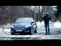 Видео тест-драйв Ford Focus от Антона AvtoMana