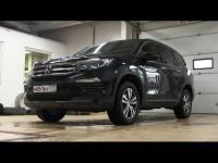 Видео тест-драйв Homda Pilot от Антона Автомана