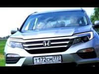 Видео тест-драйв Honda Pilot от программы