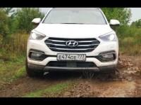 Видео тест-драйв Hyundai Santa Fe Premium от канала АвтоПлюс