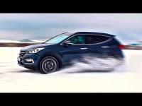 Видео тест-драйв Hyundai Santa Fe от Михаила Кульдяева