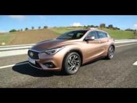 Видео тест-драйв Infiniti Q30 от канала Авто Плюс
