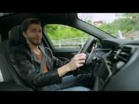 Видео тест-драйв Jaguar F-Pace от АвтоВестей