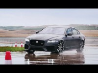 Видео тест-драйв Jaguar FX от канала Автовести