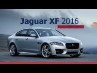 Видео тест-драйв Jaguar XF 2016 от Александра Михельсона